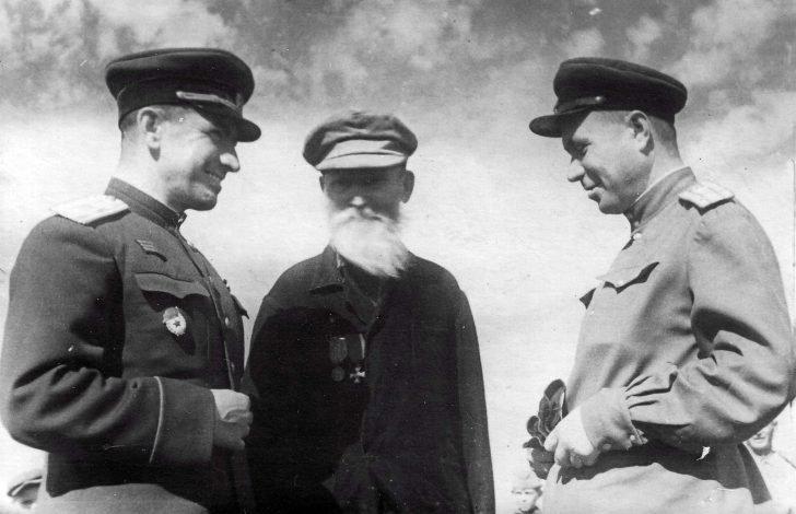 General Semyon Kremer