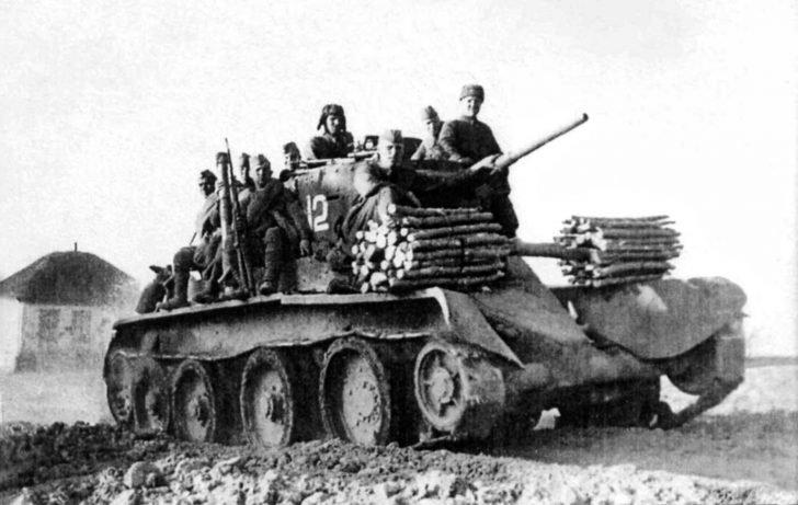 BT-5 tank