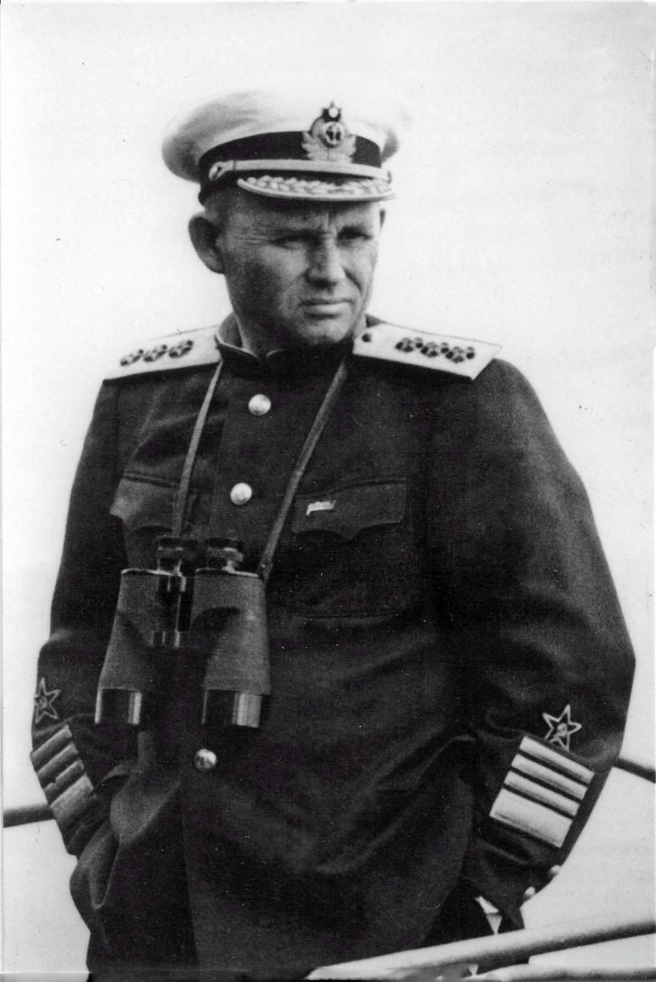 Admiral Philip Octyabrsky