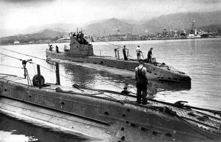 submarine Shch-207