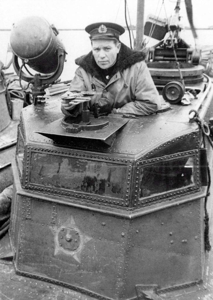 Captain-Lieutenant Suvorov