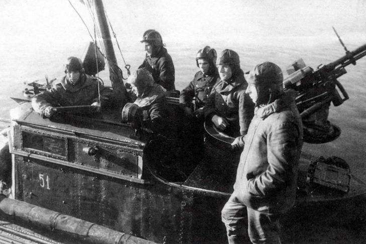 torpedo boat TK-51