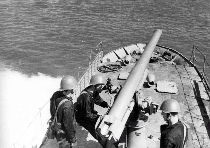 Anti-aircraft gun Lender