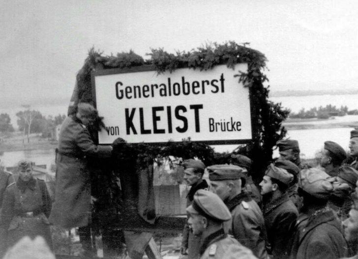 Colonel-General von Kleist