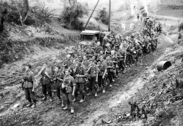 Wehrmacht infantry