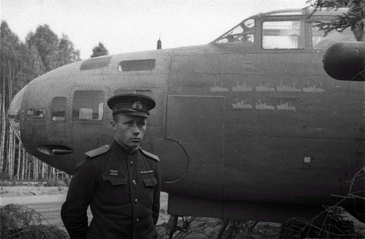 Lieutenant M. Shishkov