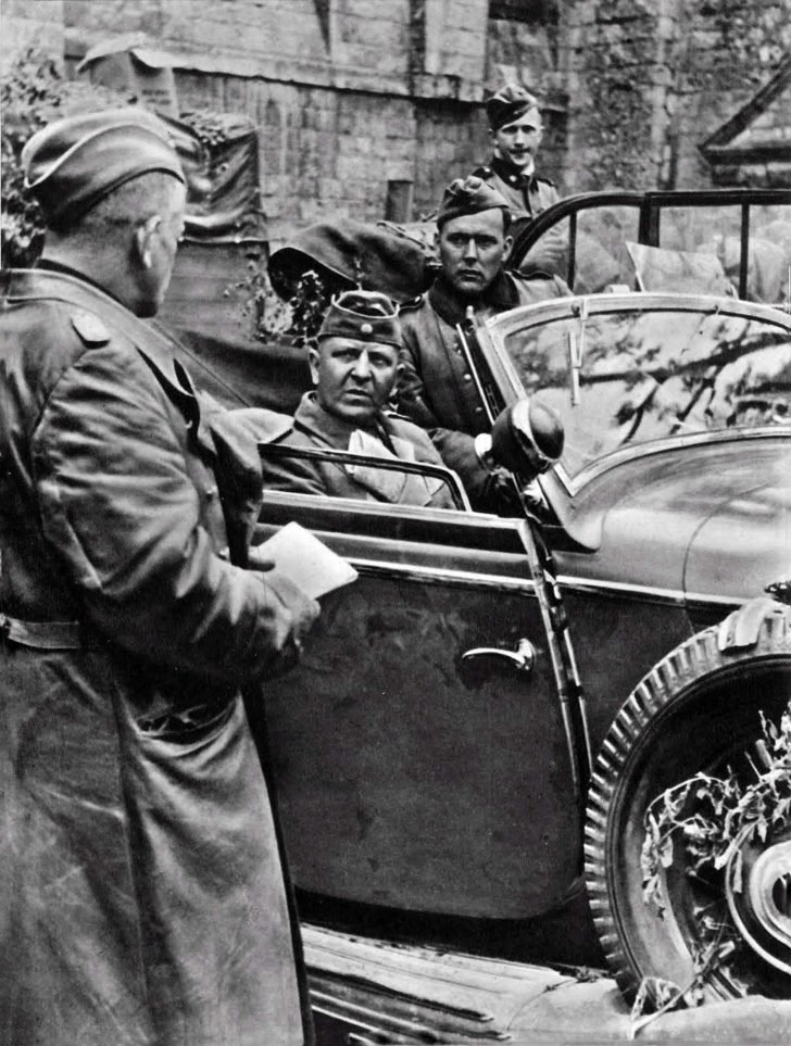 SS-Gruppenführer Theodor Eike