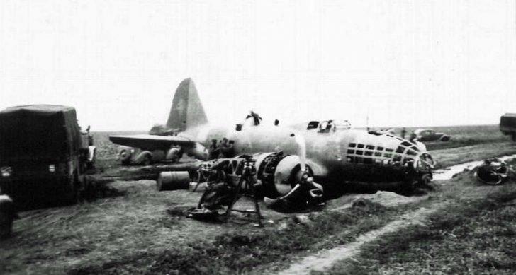 DB-3F bomber