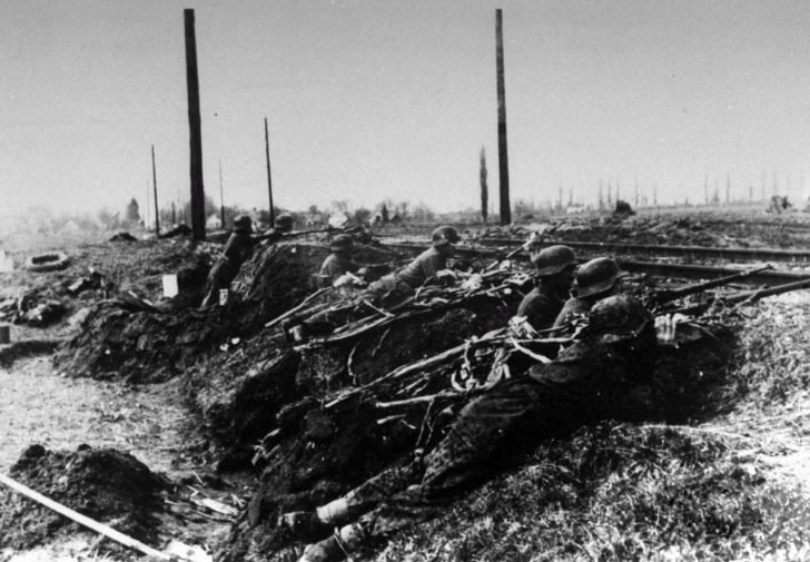 Wehrmacht's infantry
