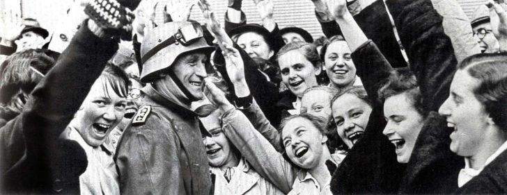 Feldwebel of the Wehrmacht