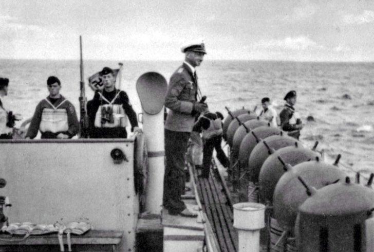 Kriegsmarine ship