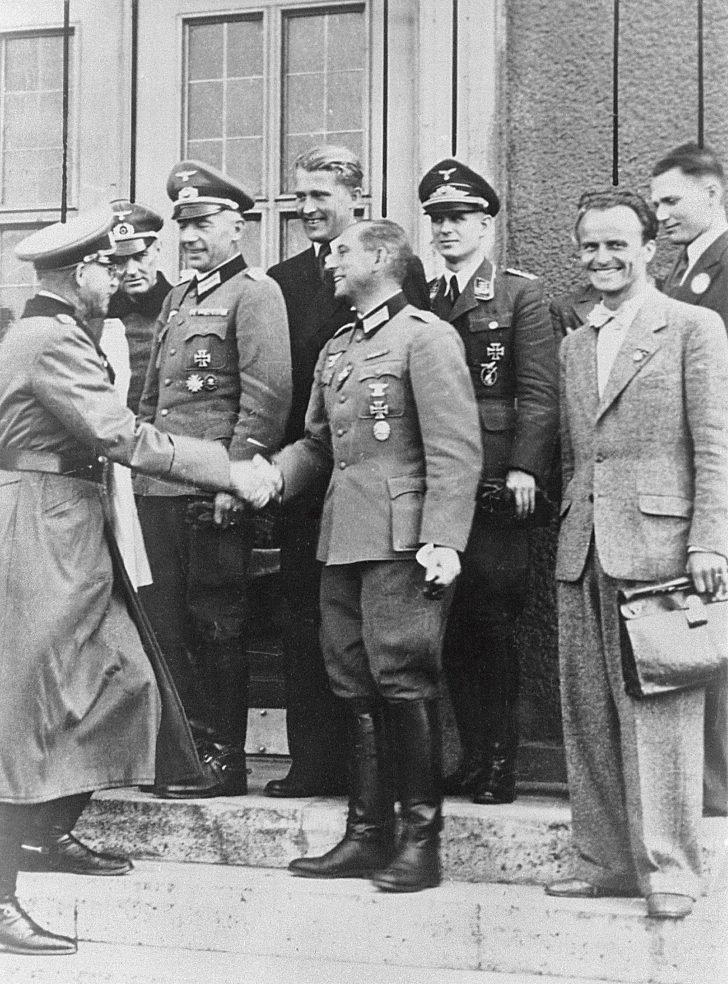 Erich Fellgiebel, Werner von Braun