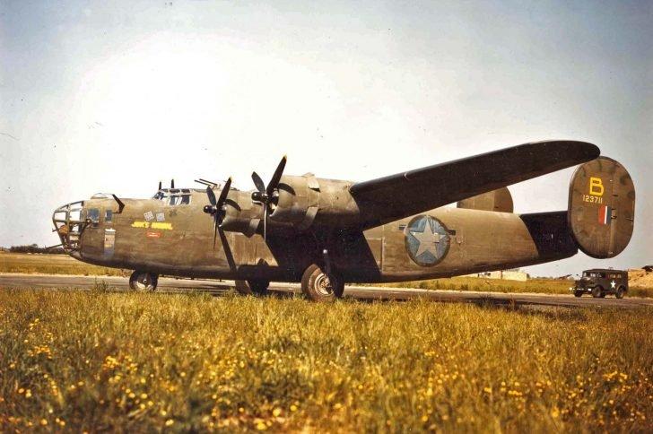 Bomber B-24D