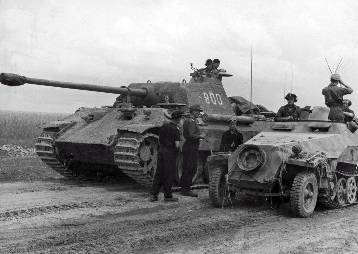 Panzer V, Sd.Kfz. 251