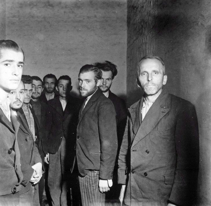Gestapo agents