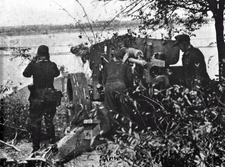 anti-tank gun PaK 43