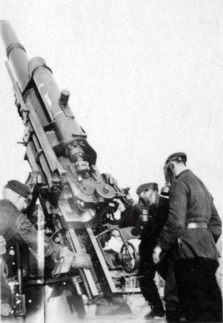 88-mm antiaircraft gun