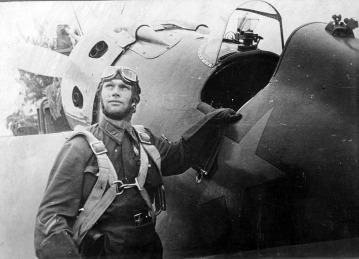 Major Petr Petrov