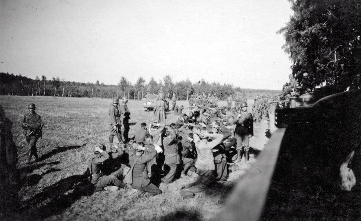 Polish prisoners of war