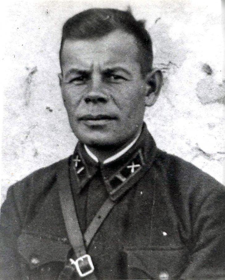 Captain Dmitry Odoev