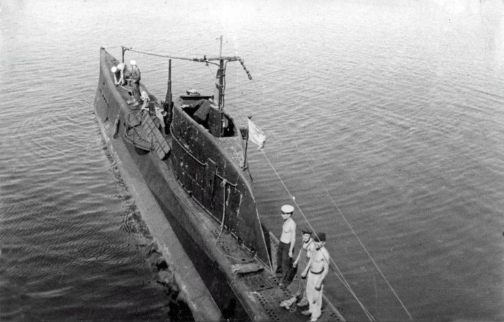 submarine M-55