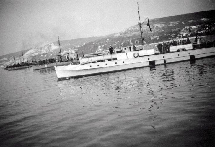 Bulgarian torpedo boat