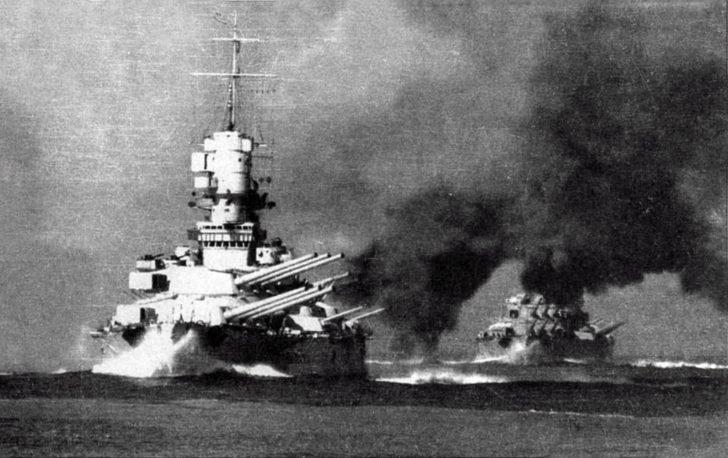 Italian battleships