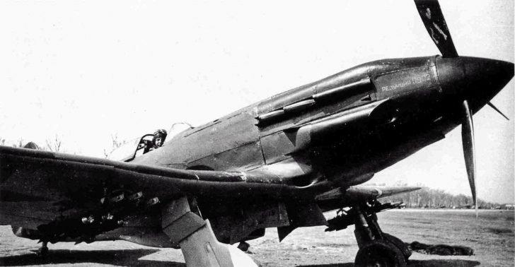 MiG-3 fighter