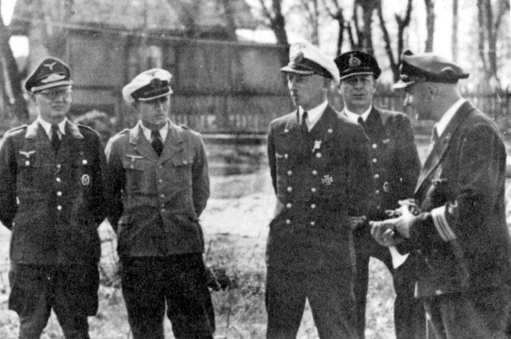 Kriegsmarine, Luftwaffe