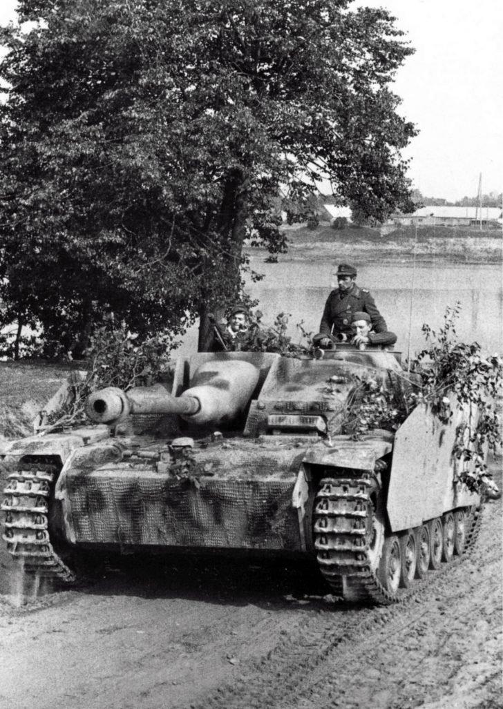 assault gun StuG III Ausf. G