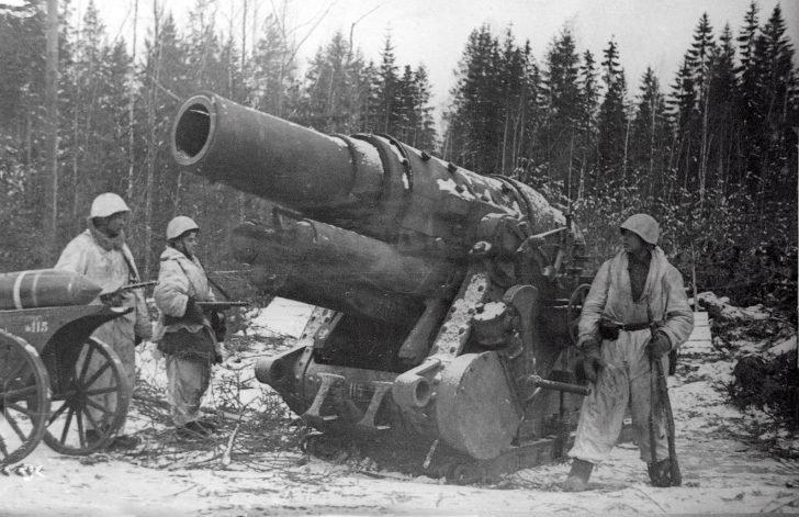 305-mm mortar M16