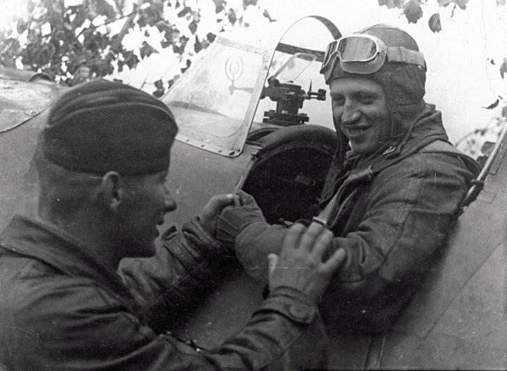 Lieutenant Sergei Gusev