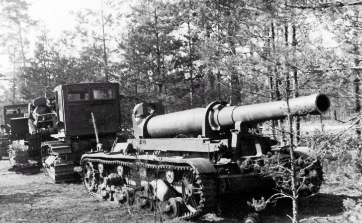 howitzer B-4