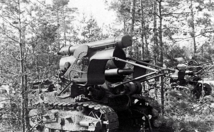B-4 howitzer
