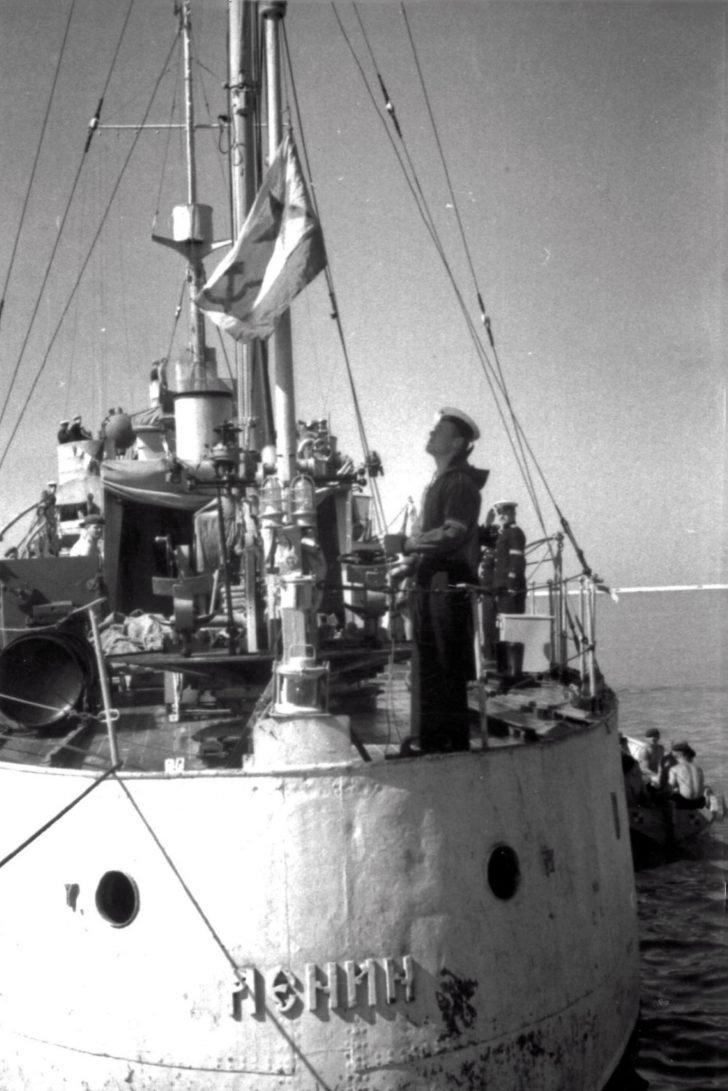 gunboat Lenin
