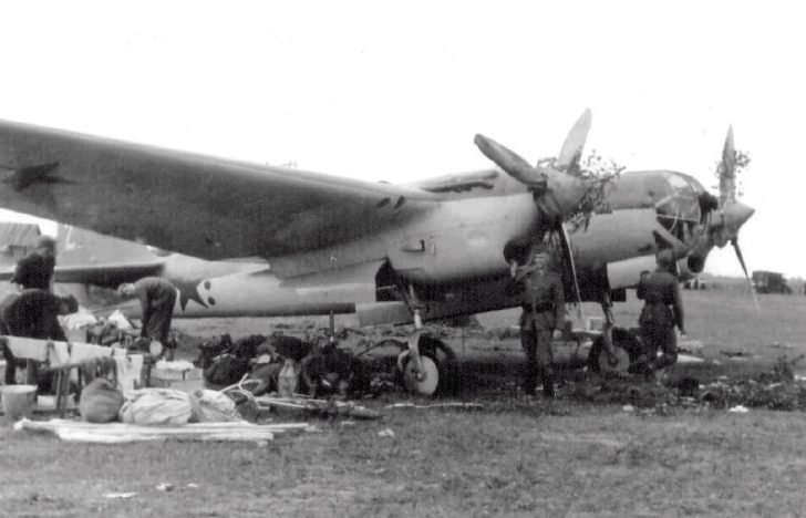 bomber SB-2