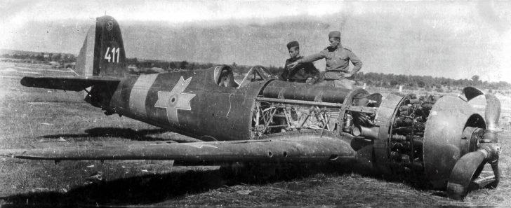 fighter IAR-81C