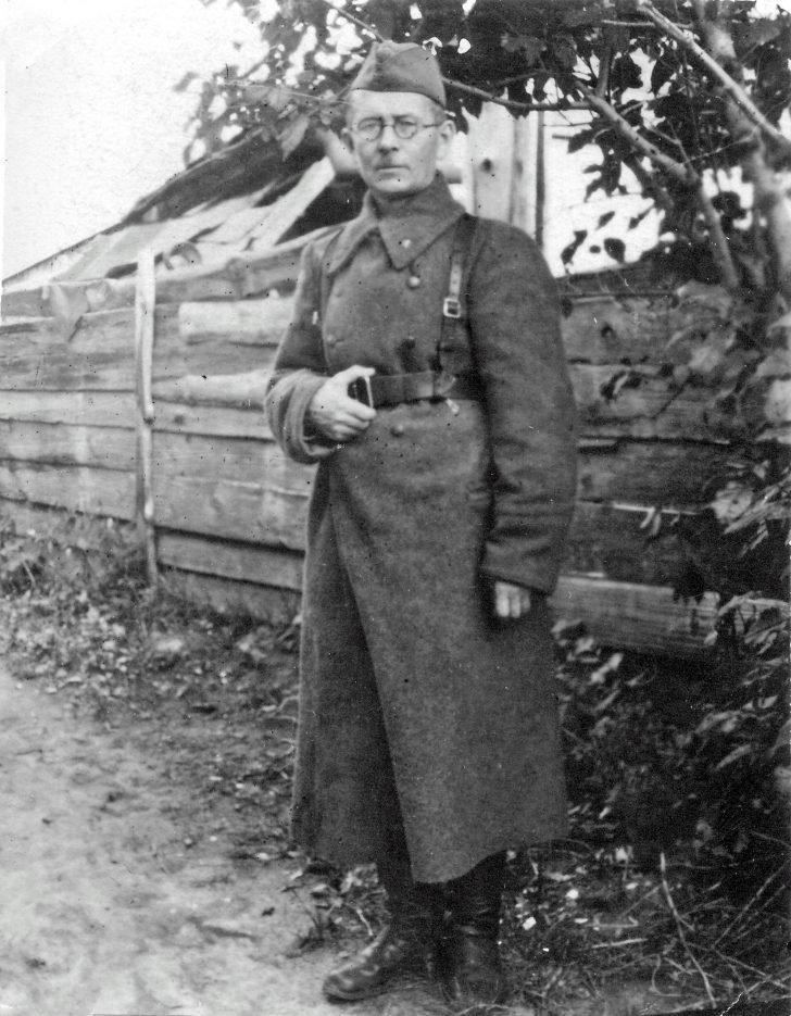 doctor Nikolai Shatalin