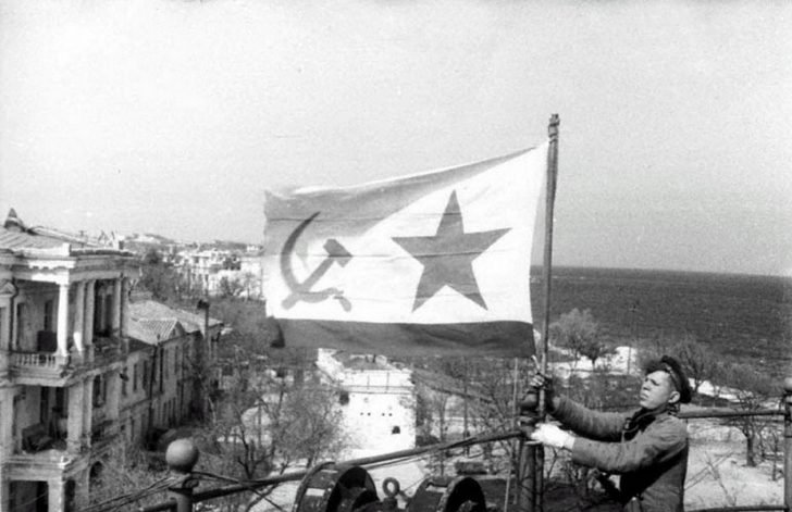 liberated Sevastopol