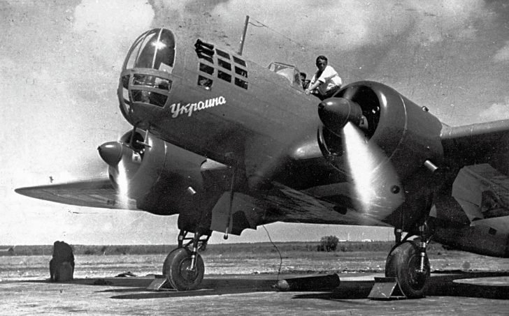 bomber DB-3
