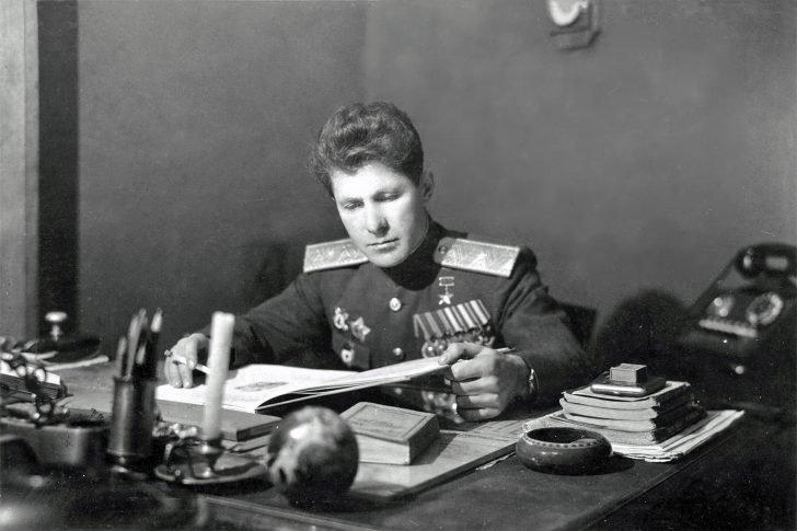 General Nikolai Antonov