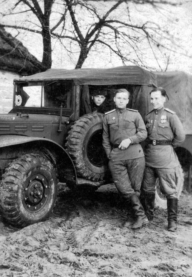 Senior Lieutenant Leonid Martynov, Dodge WC-51