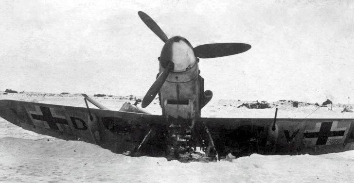 Messerschmitt Bf-109G-2