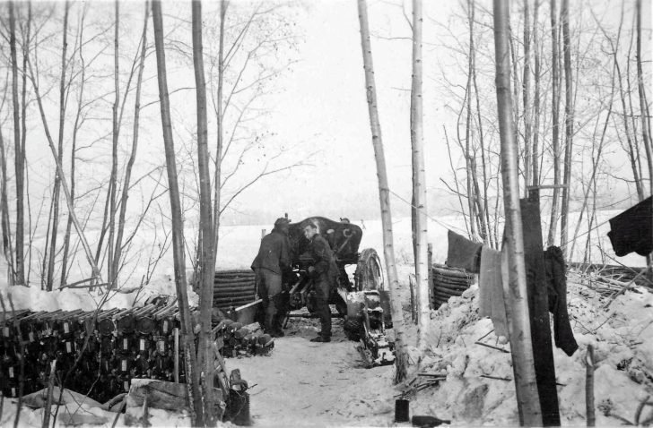 105-mm howitzer