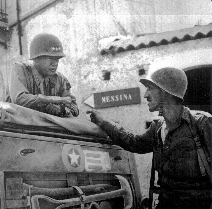 Lieutenant-General George Patton