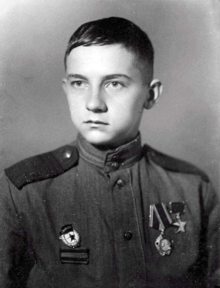 Sergeant Herman Korotkov