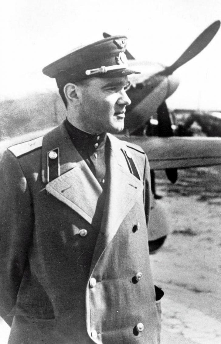 aircraft designer Alexander Yakovlev