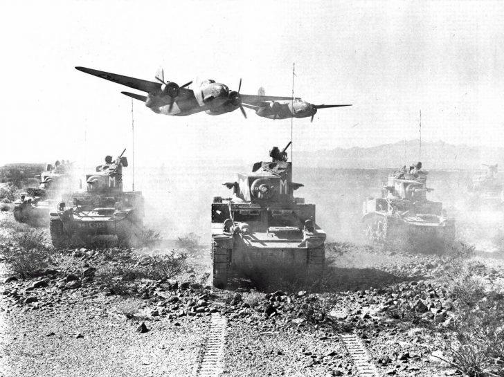American tankmen