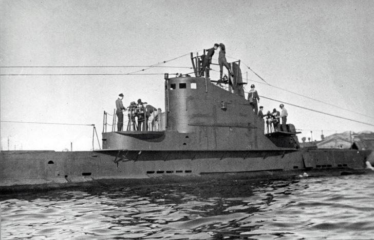submarine Shch-308