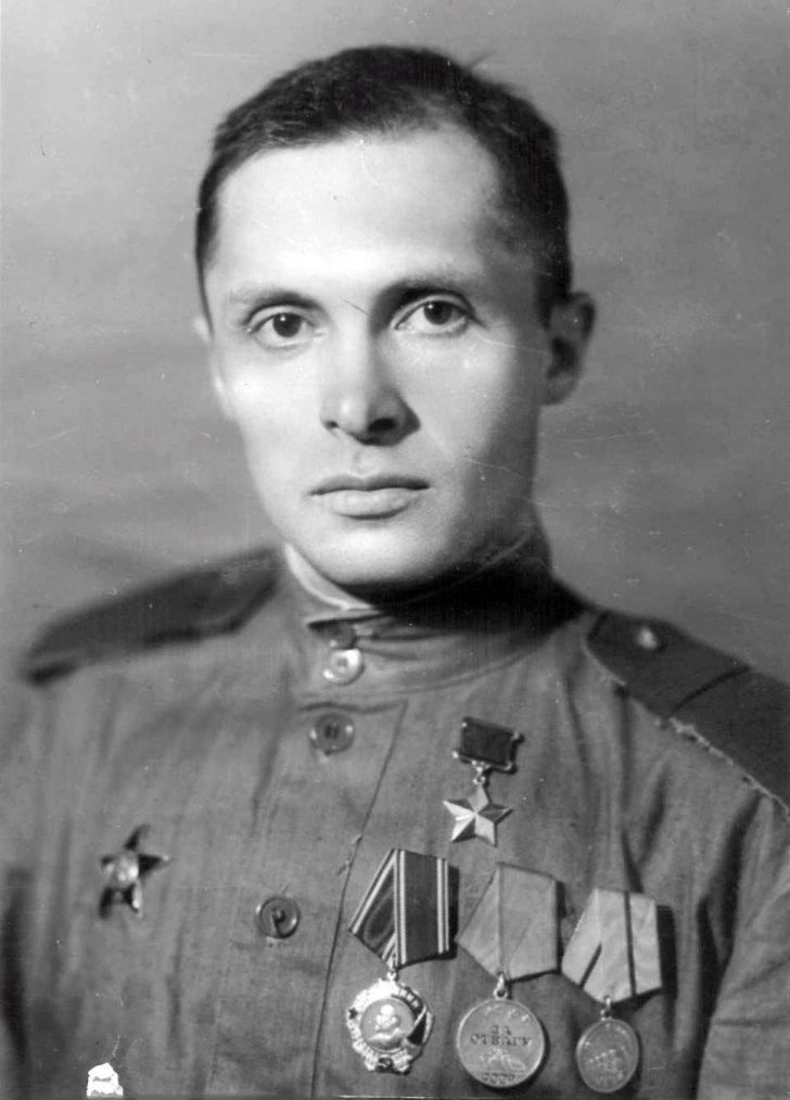 junior sergeant Sergei Ivanchikov